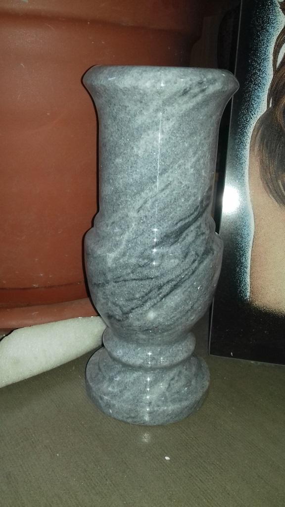 Ваза для памятника из мрамора