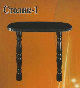 Столы из литьевого мрамора